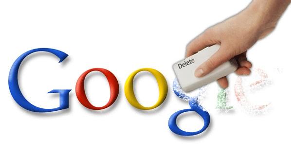 Como borrar historial en Google
