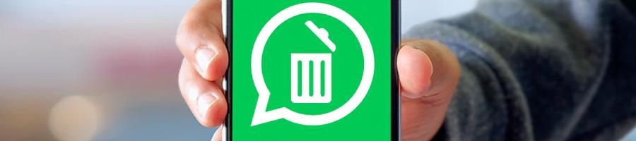 Como borrar conversaciones y multimedia en whatsapp fácilmente